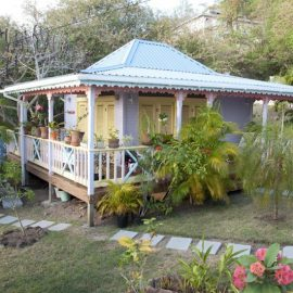creole house, st lucia guesthouse